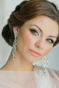 40 Natural Wedding Makeup Ideas 13