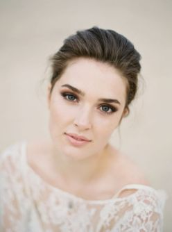 40 Natural Wedding Makeup Ideas 17