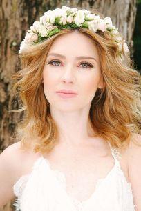 40 Natural Wedding Makeup Ideas 18