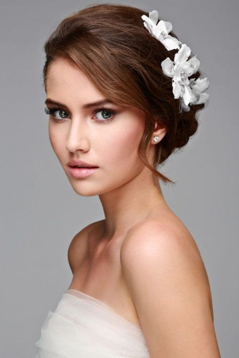 40 Natural Wedding Makeup Ideas 23