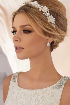 40 Natural Wedding Makeup Ideas 31