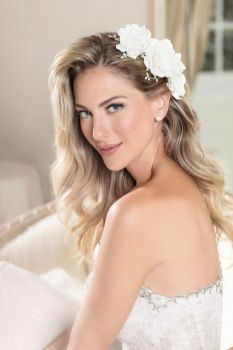 40 Natural Wedding Makeup Ideas 37