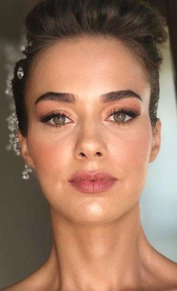 40 Natural Wedding Makeup Ideas 38
