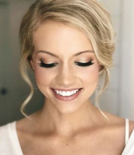 40 Natural Wedding Makeup Ideas 8