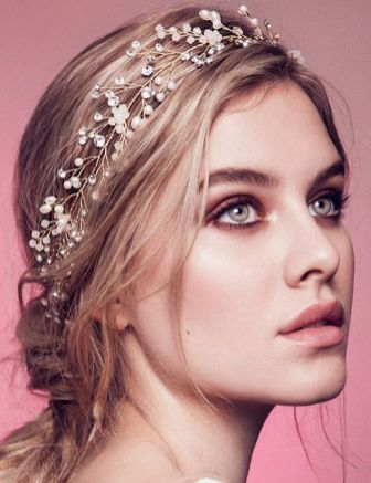 40 Natural Wedding Makeup Ideas 9
