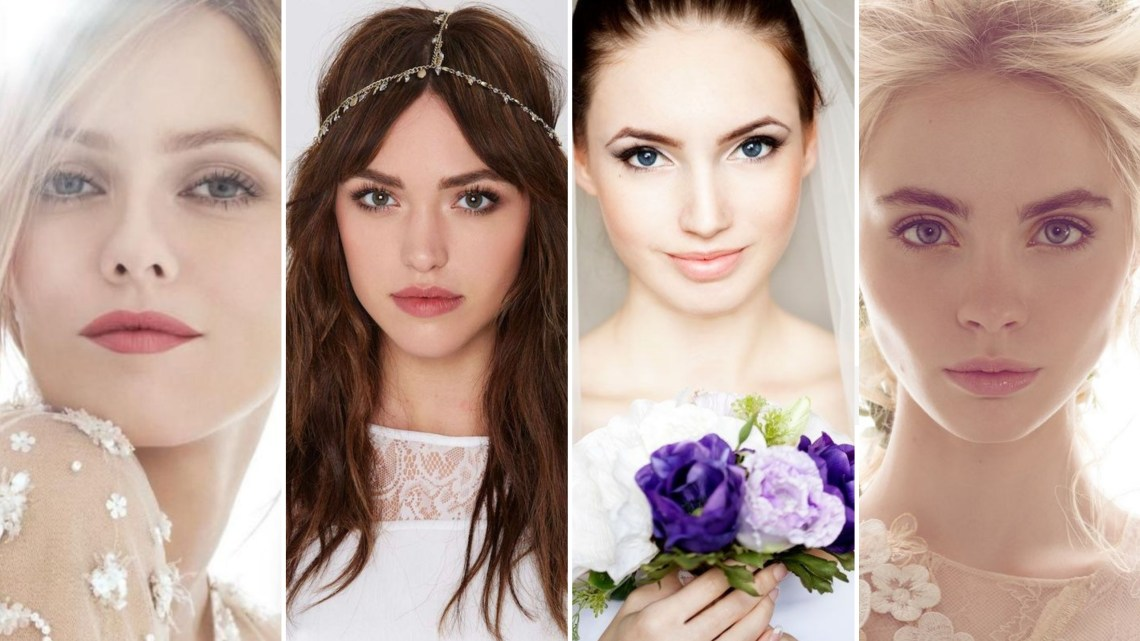 40 Natural Wedding Makeup Ideas