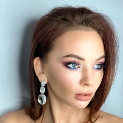 40 Night Party Makeup Look You Should Try 10