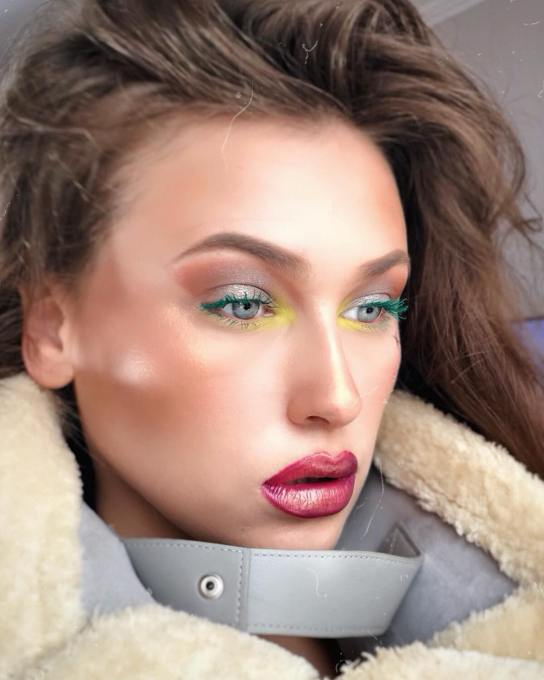 40 Night Party Makeup Look You Should Try 43