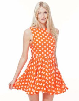 40 Polka Dot Dresses In Fashion Ideas 30