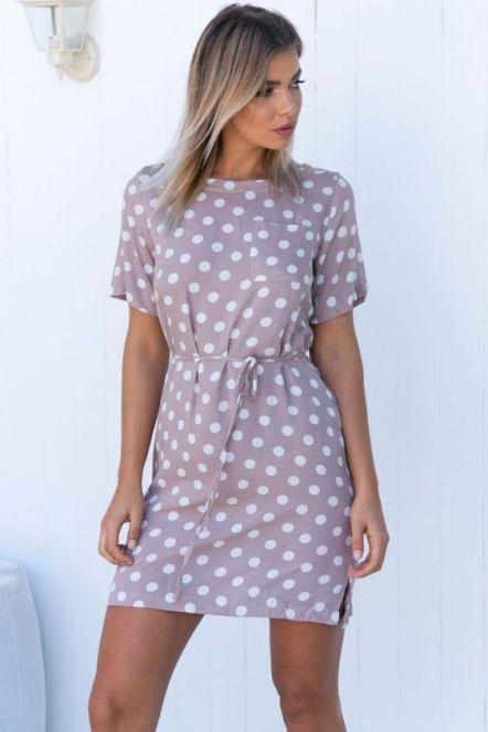 40 Polka Dot Dresses In Fashion Ideas 38