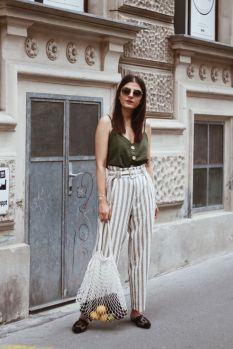 40 Ways to Wear Palazzo Pants for Summer Ideas 10
