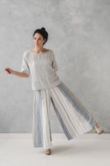 40 Ways to Wear Palazzo Pants for Summer Ideas 2