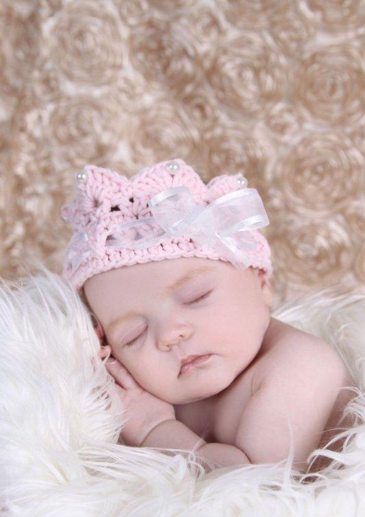 50 Cute Newborn Photos for Baby Girl Ideas 30