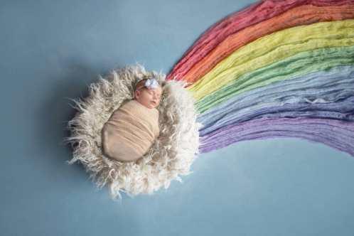 50 Cute Newborn Photos for Baby Girl Ideas 35