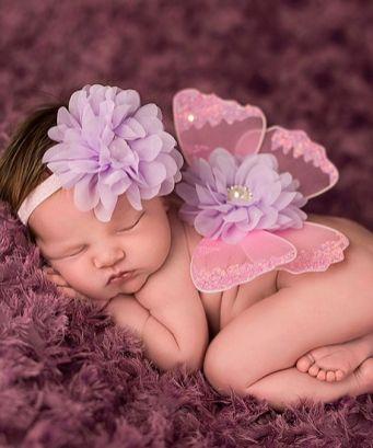50 Cute Newborn Photos for Baby Girl Ideas 50