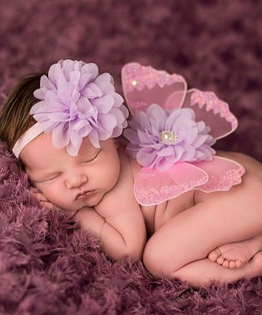 50 Cute Newborn Photos for Baby Girl Ideas 50