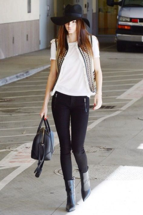 50 Ways to Wear Perfect Black and White in Fashion Ideas 10