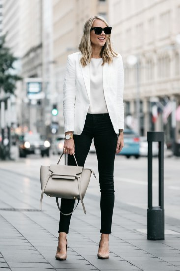 50 Ways to Wear Perfect Black and White in Fashion Ideas 29