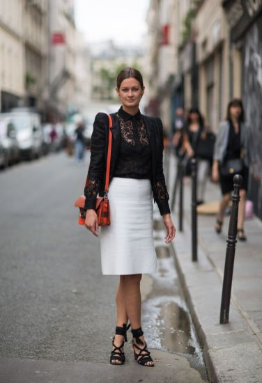 50 Ways to Wear Perfect Black and White in Fashion Ideas 31