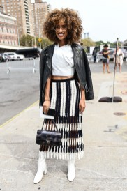 50 Ways to Wear Perfect Black and White in Fashion Ideas 39