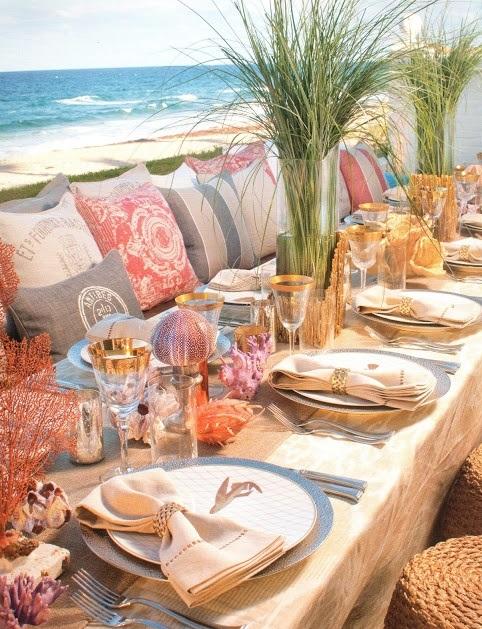 60 Beach Wedding Themed Ideas 28