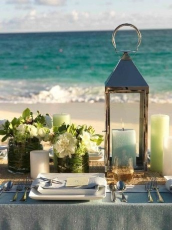 60 Beach Wedding Themed Ideas 29
