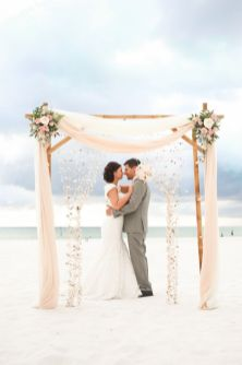 60 Beach Wedding Themed Ideas 46