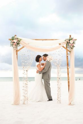 60 Beach Wedding Themed Ideas 46