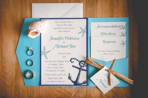 60 Beach Wedding Themed Ideas 49