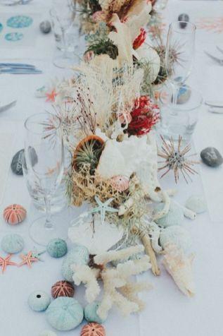 60 Beach Wedding Themed Ideas 53