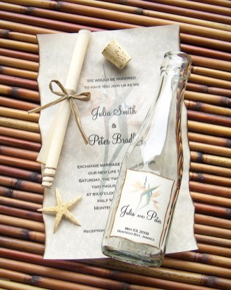 60 Beach Wedding Themed Ideas 54