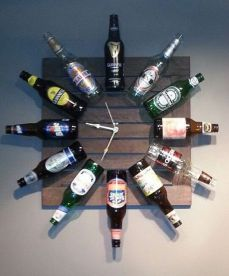 80 Ways to Reuse Your Glass Bottle Ideas 30