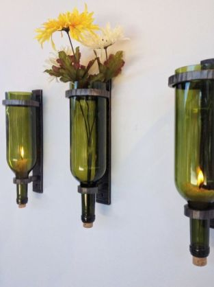 80 Ways to Reuse Your Glass Bottle Ideas 35