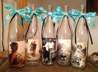 80 Ways to Reuse Your Glass Bottle Ideas 69