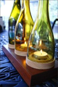 80 Ways to Reuse Your Glass Bottle Ideas 76