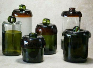 80 Ways to Reuse Your Glass Bottle Ideas 78