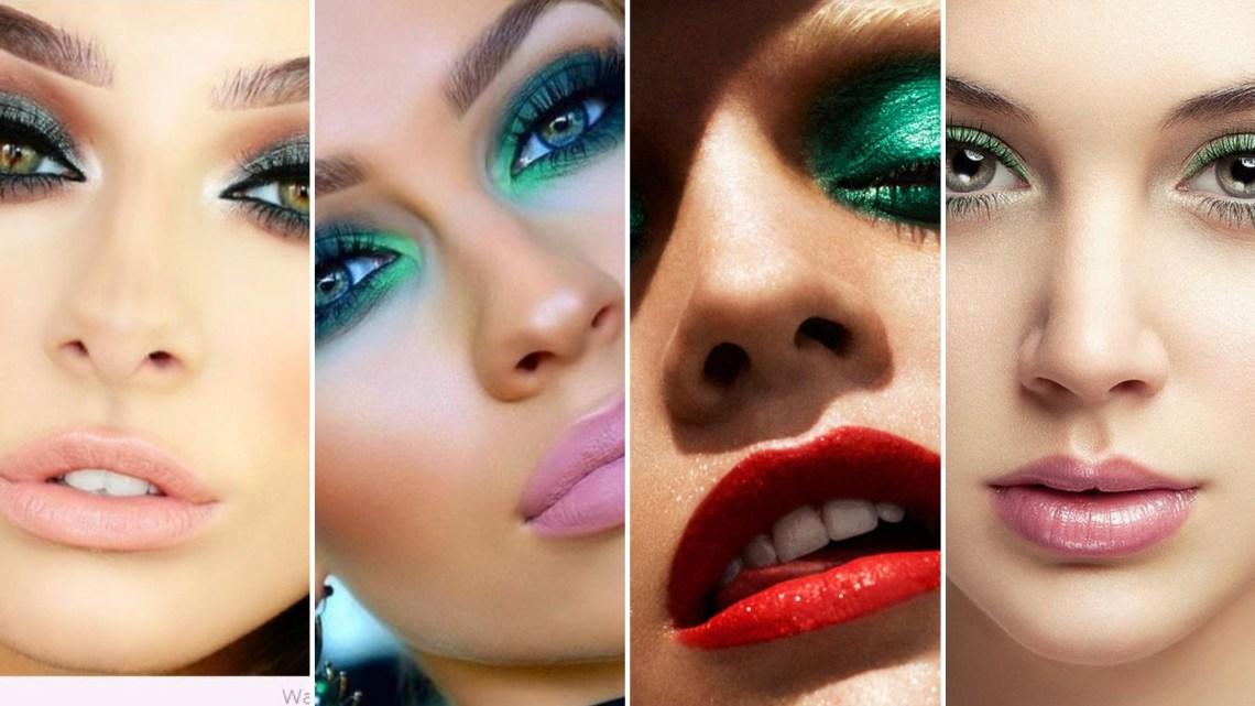 40 Green Eyeshadow Looks Ideas