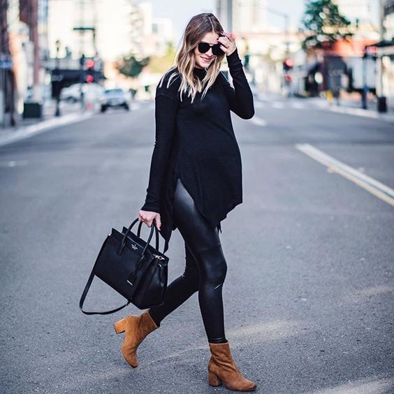 40 How to Look Stylish for Pregnant Women Ideas 1