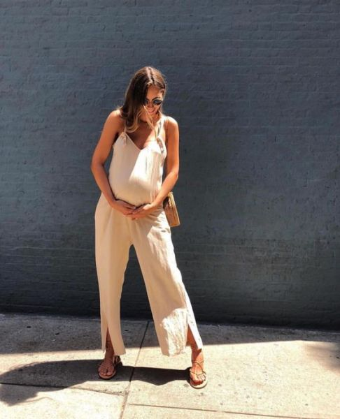 40 How to Look Stylish for Pregnant Women Ideas 15