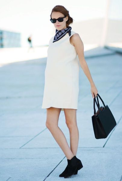 40 How to Look Stylish for Pregnant Women Ideas 9