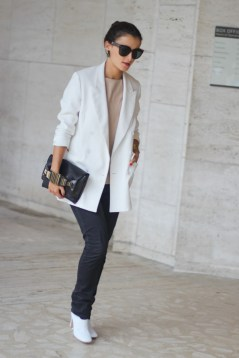 40 Ways to Wear Oversized Blazer for Women Ideas 10