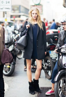 40 Ways to Wear Oversized Blazer for Women Ideas 22