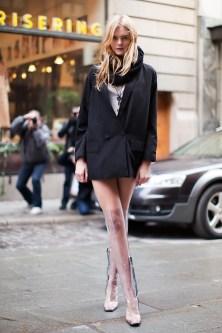 40 Ways to Wear Oversized Blazer for Women Ideas 27