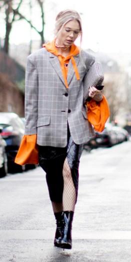 40 Ways to Wear Oversized Blazer for Women Ideas 33