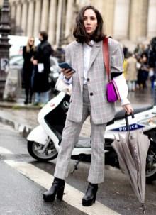 40 Ways to Wear Oversized Blazer for Women Ideas 37