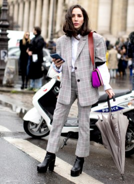 40 Ways to Wear Oversized Blazer for Women Ideas 37