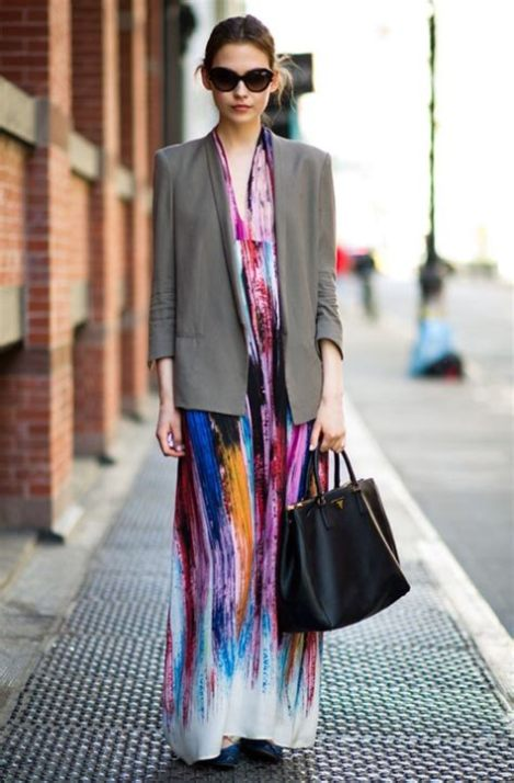 40 Ways to Wear Oversized Blazer for Women Ideas 39