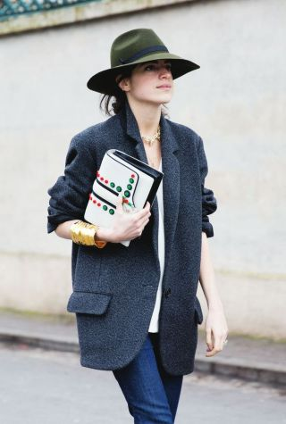 40 Ways to Wear Oversized Blazer for Women Ideas 41