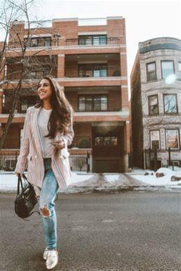 40 Ways to Wear Oversized Blazer for Women Ideas 43