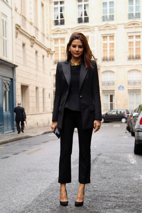 40 Ways to Wear Oversized Blazer for Women Ideas 8